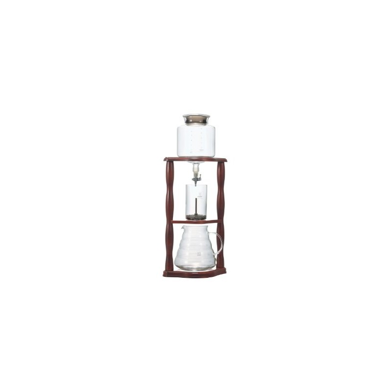 COLD BREW Hario Water Dripper Wood