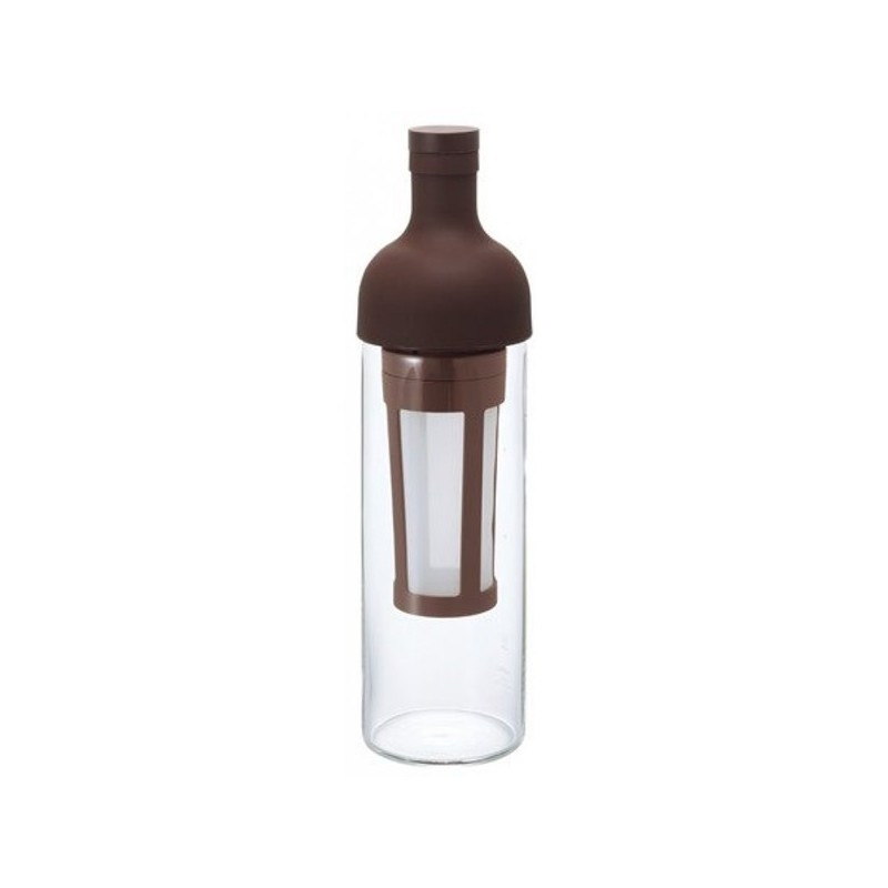 COLD BREW Hario Filter in Coffee Bottle