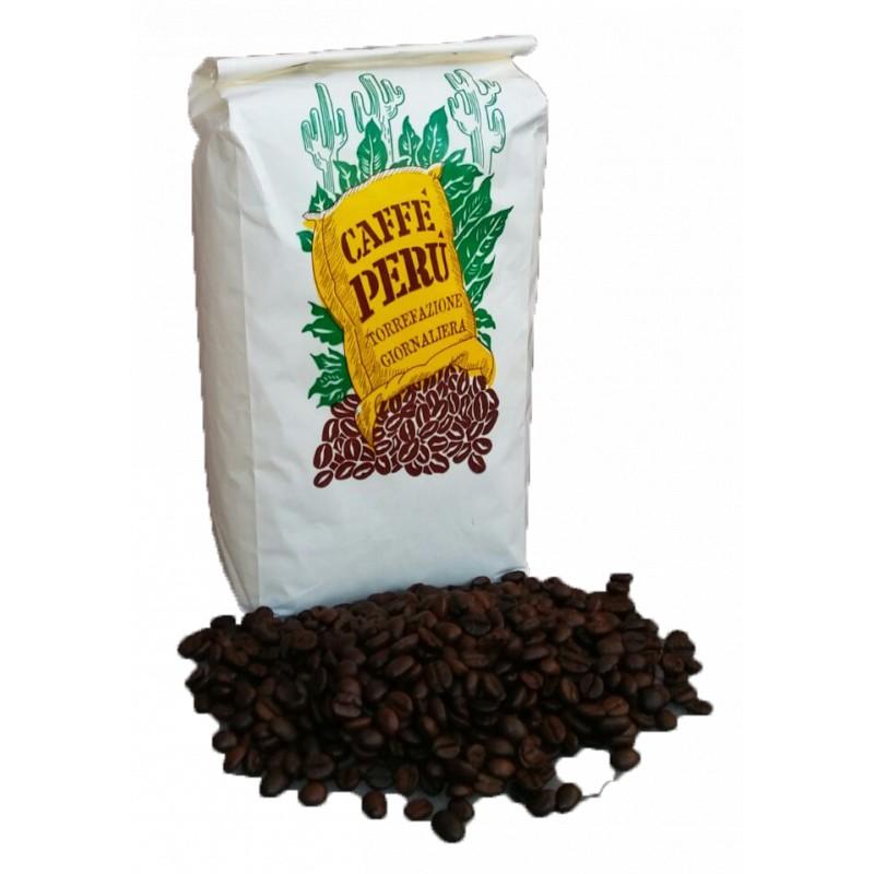 Caffè perù miscela Bar macinato Moka