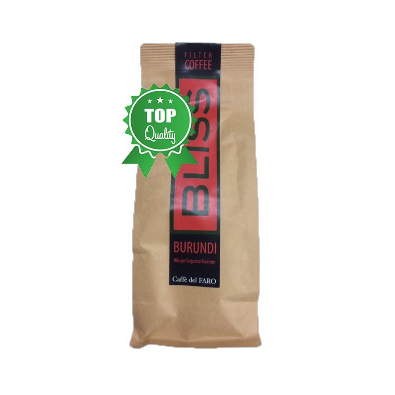 Caffè filtro speciale Burundi 250 grammi in grani
