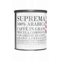 Lattina caffè in grani 250 gr Suprema Arabica