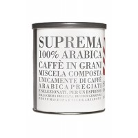 Lattina caffè in grani 250 gr Suprema 100% Arabica