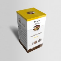 Tisana depurativa in capsule compatibili Nespresso
