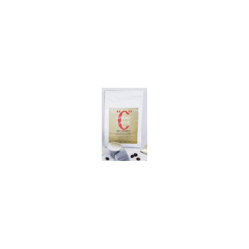 Miscela oro in capsule compatibili Nespresso conf 10 pezzi