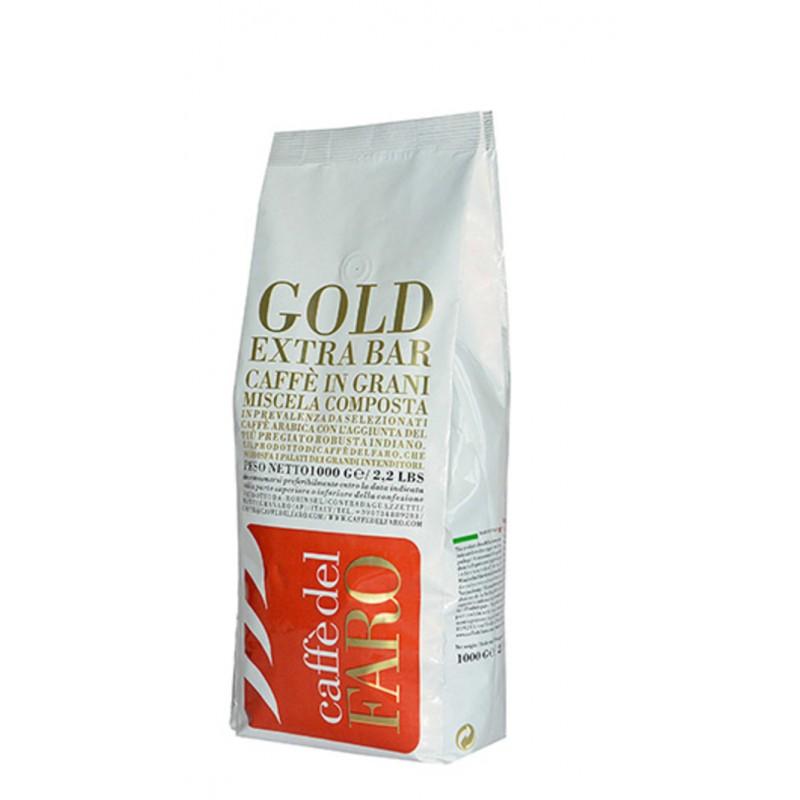 Caffè Gold Extra Bar in grani 1 kg
