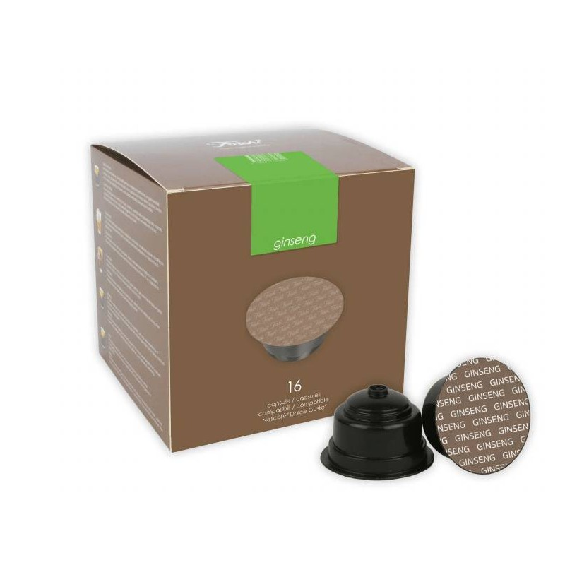 Capsule Dolce Gusto Ginseng 16 pz