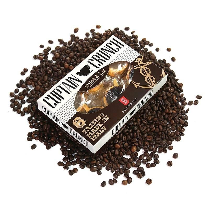 Cuptain Crunch in confezione da 6 pz