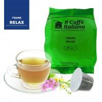 Tisana relax in capsule compatibili Nespresso