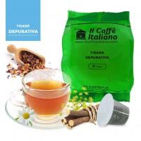 Tisana depurativa compatibili capsule Nespresso
