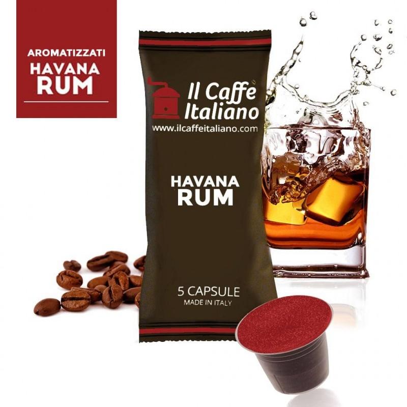 Caffè Aromatizzato Havana Rum