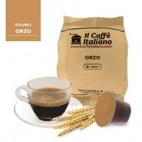 Orzo solubile in capsule Nespresso