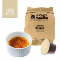 Caffè solubile Capsule compatibili Creme Brulee