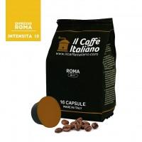 Dolce gusto Capsule Compatibili Roma intensità 10