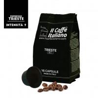 Capsule Compatibili Dolce Gusto Trieste intensità 9