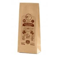 Busta di caffè Bio in grani 500 grammi