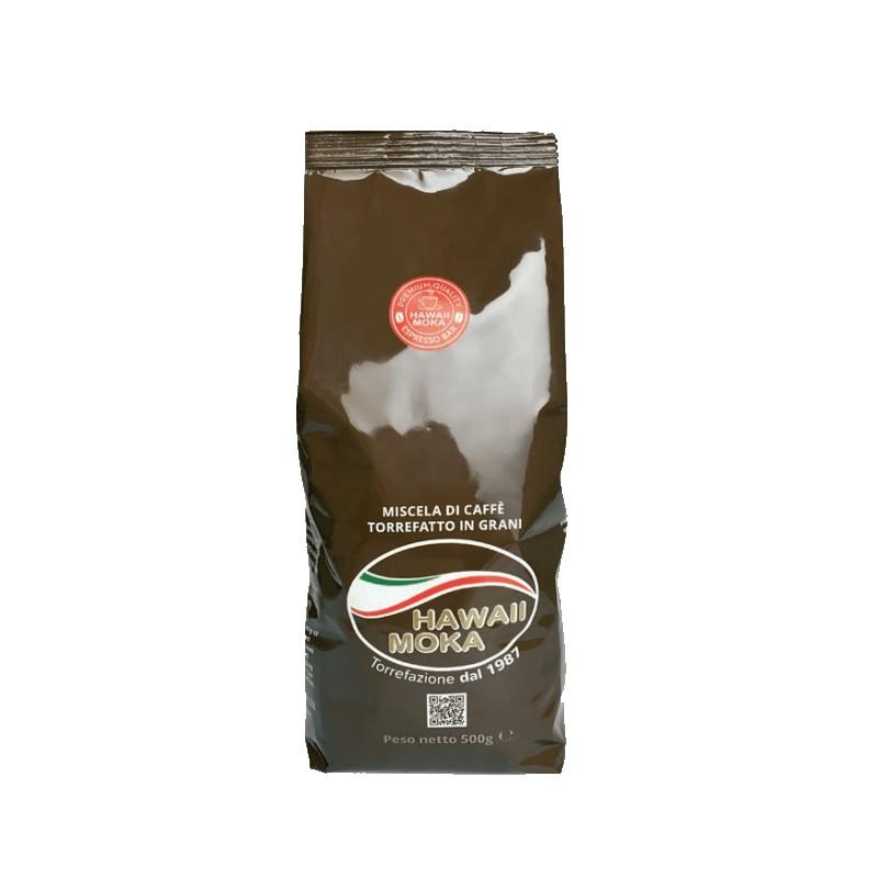 Caffè Hawaiimoka macinato qualità Bar 1 kg