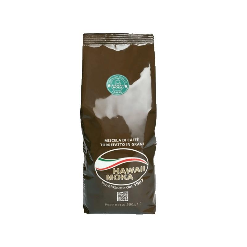 Caffè in grani classico Hawaiimoka 1 kg