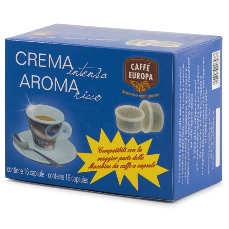 Capsule Caffè crema e gusto 16 pz