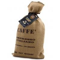 Caffè in grani miscela Sacco di Juta 1 kg
