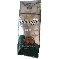Espresso Decaffeinata grani tostato bar 0,5kg cartone da 1kg