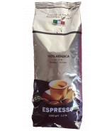 Espresso 100% Arabica grani tostato bar 1 kg
