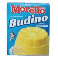 BUDINO VANIGLIA Moretto 8 astucci da 2 bustine