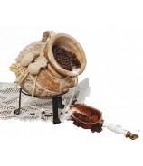Idee Regalo con Caffè con anfora in ceramica