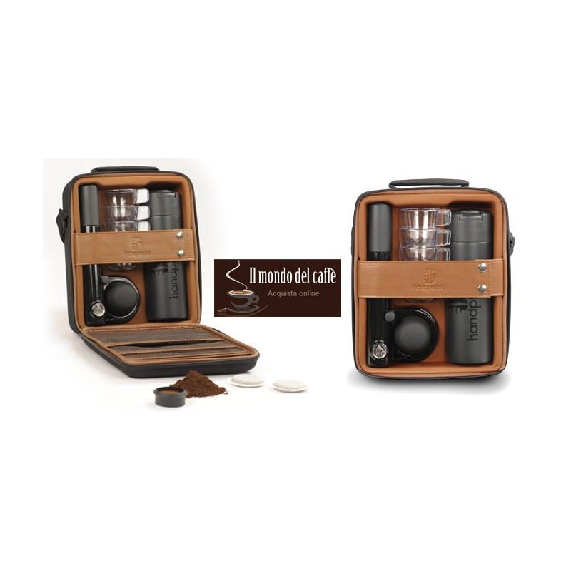 Cofanetto Handpresso Wild con macchina caffè manuale