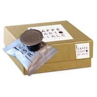 Capsula Caffè espresso Decaffeinato compatibile Nespresso 100pz crt