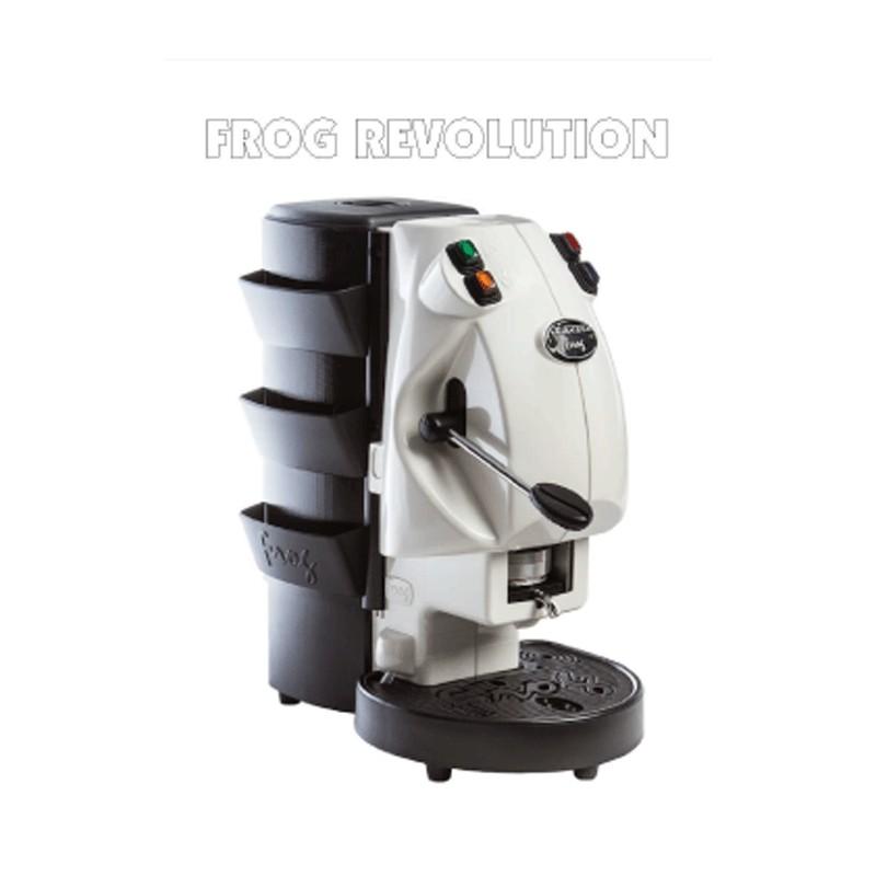 Macchina caffè cialde Frog revolution base da 44 mm