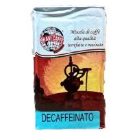 Miscela di caffè decaffeinato macinato per moka Bravi caffè 250 gr