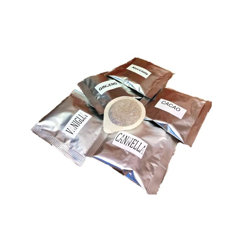 Cialde di caffè aromatizzato Bravi caffè 50 pezzi
