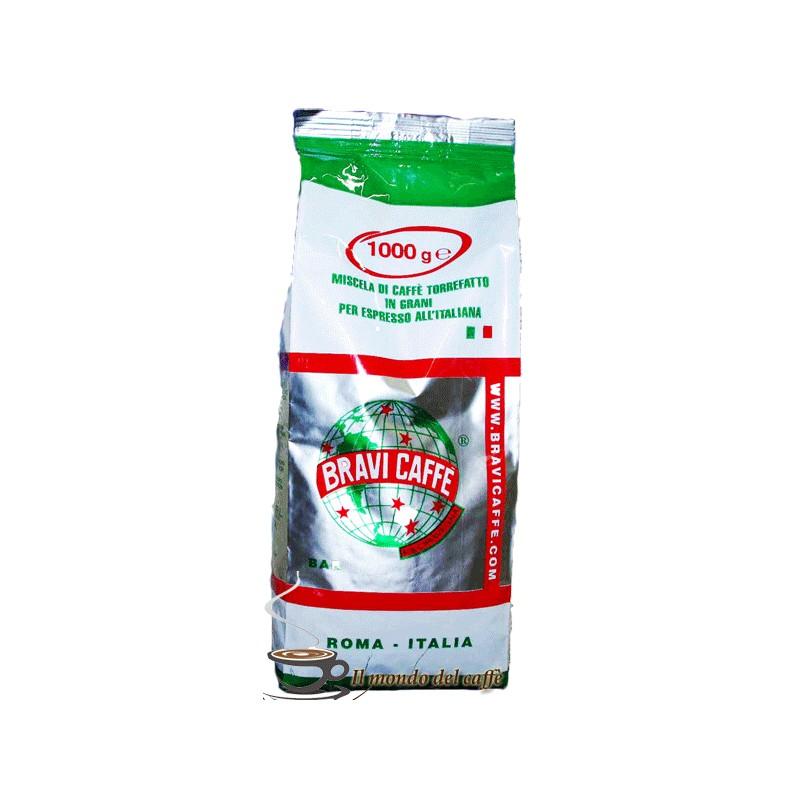 Caffè Robusta Biologico in grani