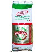 caffè in grani 100 percento Arabica Bravi caffè