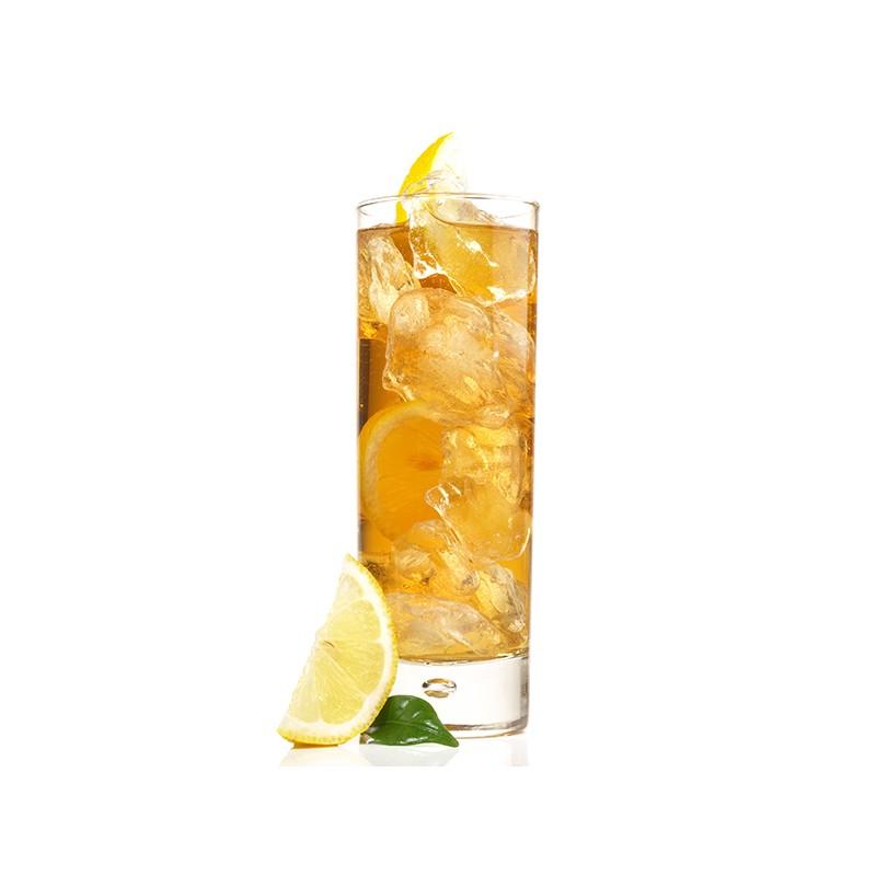 Ice tea deteinato al limone shakerato