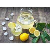 Ice tea verde al limone shakerato