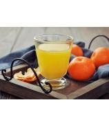 Ice tea al mandarino shakerato
