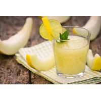 Ice tea al melone shakerato
