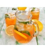 Ice tea al limone shakerato