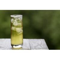Ice tea verde freddo shakerato