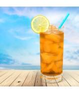 Ice tea shakerato deteinato