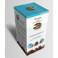 Miscela decaffeinato in capsule compatibili Nespresso