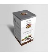 capsule compatibili di caffè aromatizzato alla vaniglia