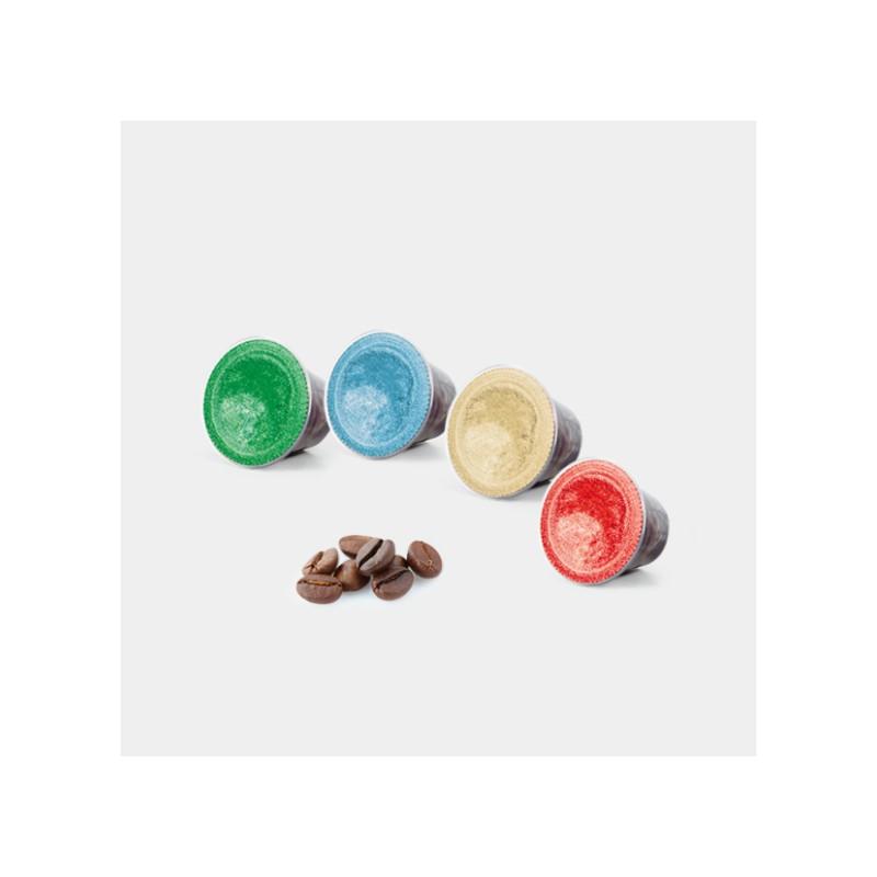 KIT degustazione caffè in capsule compatibili Nespresso