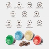 KIT capsule compatibili nespreso degustazione completo Hawaiimoka