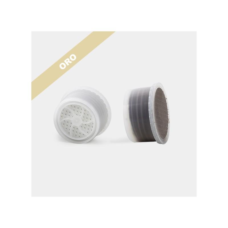 capsule compatibili Lavazza espresso point da 7 gr miscela oro