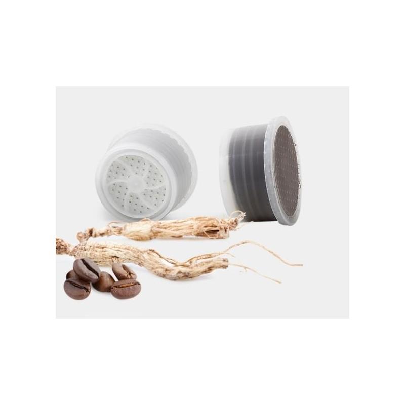 capsule solubili al Ginseng Lavazza espresso point