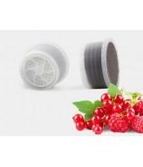 Capsule di tè ai frutti di bosco rossi in foglia Lavazza espresso point
