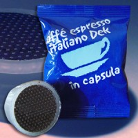 Capsule decaffeinato Lavazza point compatibili DOC caffè