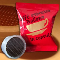 Capsule Espresso Italiano compatibili Lavazza point